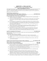 Federal Government Resume Example by Kah Resume