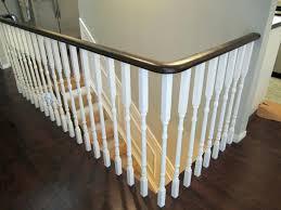 Painting Banister Spindles Stair Rails Wood U2013 Smartonlinewebsites Com