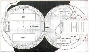 bomb shelter floor plan stirring image result for home floorplans