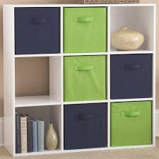 wooden cubby storage unit nine compartments in storage cubes