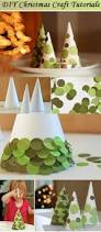 brilliant cone christmas crafts for small christmas tree