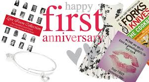1 year anniversary gifts here is the right one year anniversary gifts for