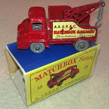 zobic dumper truck trucks for 1960s vintage matchbox garage breakdown services truck for sale 01