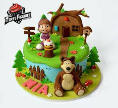 masha bear pool naike lanza cakes u0026 cake