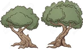 gnarly trees clipart clipground