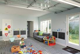 convert a garage into a children u0027s playroom best remodeled home