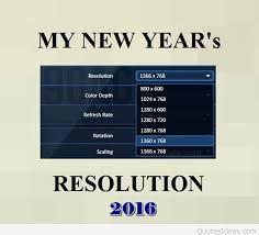 Happy New Year Meme 2014 - humorous funny happy new year 2016 resolutions comics