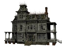 haunted house 03 png stock by roys art deviantart com on