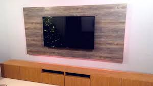 How To Build Wood Tv Stands New House Vlog Diy Floating Tv Wall Build Youtube