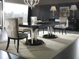 contemporary dining table and chairs dining room modern table chairs sets decor with gray the on rug
