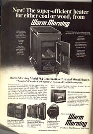 thinking of buying a warm morning model 520 wood pellets gas
