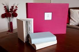 large leather photo albums bespoke wedding albums