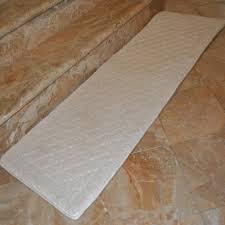 Memory Foam Bathroom Rugs Fashion Memory Foam Bath Rug 1 8 X 5 4