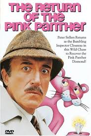 amazon return pink panther peter sellers