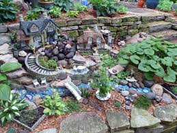 How To Create A Rock Garden by Creating A Fairy Garden In The Landscape Pahl U0027s Market Apple