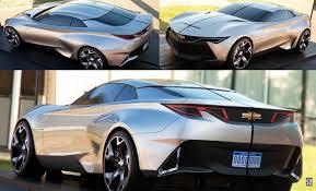 camaro 2015 concept generation chevrolet camaro previewed by 1 3 scale model