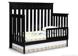 When To Convert Crib To Toddler Rail Chalet 4 In 1 Crib Delta Children