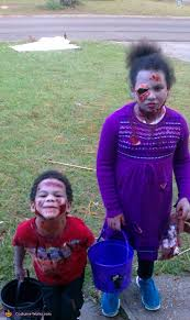 Walking Dead Halloween Costume Ideas Dead Children Costume