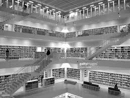 paradise for bookworms new city library pictures getty images