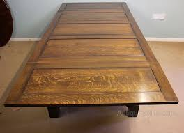 Draw Leaf Dining Table Antique Draw Leaf Extending Dining Table Antiques Atlas