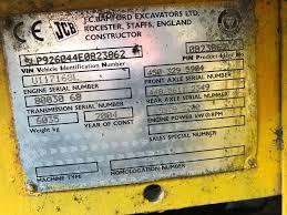 jcb 926 year 2004 4x4wd 7950 bm plant sales ltd bm plant sales ltd