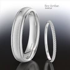 white gold wedding bands his and hers the significance of men s wedding bands