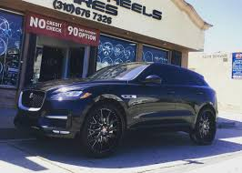 jaguar custom what manufacturers tires came with your f pace page 3 jaguar f