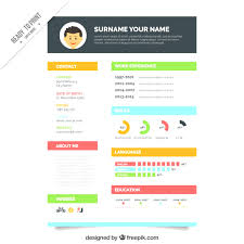 infographic resume templates resume template infographic resume template free free