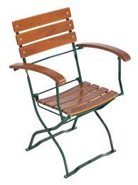 European Bistro Chair European Bistro Chair With Armrests