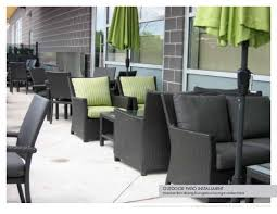 Commercial Patio Furniture by Ambience Outdoor Furniture Commercial