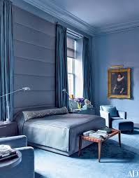 Shades Of Blue To Paint A Bedroom Ceiling Paint Ideas And Inspiration Photos Architectural Digest
