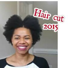 new haircut u0026 quick length check 4c natural hair 2015 youtube