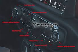 2014 jeep wrangler uconnect look production interior of the 2018 jeep wrangler jl jlu