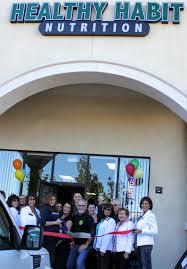 santa maria alliance ribbon cutting healthy habit nutrition u2013 santa maria chamber news