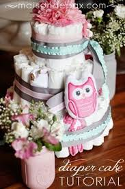 How To Make A Diaper Cake Babyshower Shower Cakes And Diapers