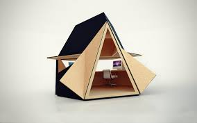 Home Office Shed Tetra Shed A New Modular Building System Home Tetra Shed