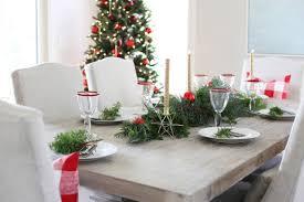 a no fuss christmas dining table hayneedle blog