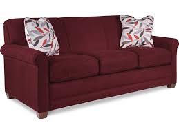 la z boy amanda casual sleeper sofa with premier comfortcore seat
