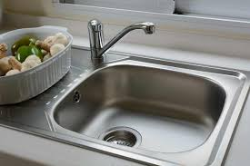 How To Clean A Kitchen Sink A Complete Guide - Cleaning kitchen sink
