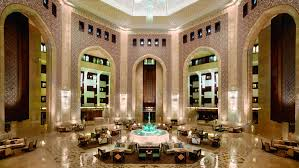 Palace Design Al Bustan Palace A Ritz Carlton Hotel To Undergo Expansive