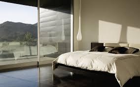 interior room design bed stupid lamp window pillow nice view