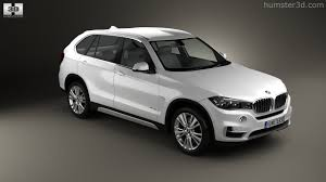 bmw van 360 view of bmw x5 f15 2014 3d model hum3d store