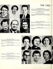 marion high school yearbooks marion high school hylander yearbook marion nc class of 1960