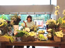 gaita fores just taught me how to arrange flowers nolisoli