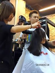 short hair cut pictures for hairstylist sakura haruka singapore parenting and lifestyle blog
