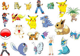 pokemon clipart pikachu ex collection