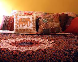 Trippy Comforters Hippie Bedding Etsy