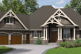 craftsman house plans with basement 10 single story craftsman house plans craftsman plan 3 584