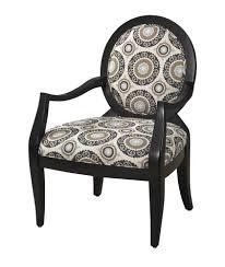 Floral Accent Chair Fresh Modern Linon Caryn Floral Accent Chair 7425