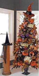 halloween tree decoration plastic pumpkins diy outdoor halloween